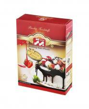 پودر کیک توت فرنگی برتر 450 گرمی