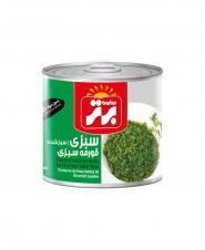 کنسرو سبزی قورمه سرخ شده برتر 500 گرمی