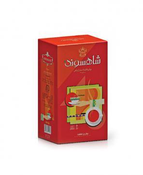 چاي شکسته ممتاز لوکس استاندارد 101 شاهسوند 450 گرمی