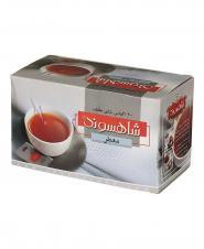 چای سیاه کیسه ای خارجه معطر شاهسوند 20 عددی