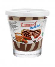 شکلات صبحانه فرمند دورنگ 110گرمی