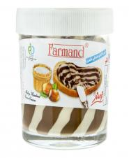شکلات صبحانه فرمند دورنگ 200گرمی