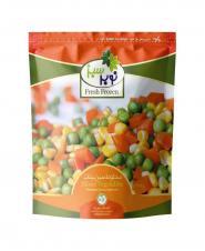 سبزیجات مخلوط نوبر سبز 400 گرمی