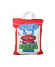 برنج هاشمی ایرانی خشکپاک 5 کیلوگرمی