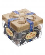 شکلات سنگی پارميدا کريستال پاپيونی 400 گرمی