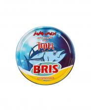 کنسرو ماهی تن در روغن بريس با درب آسان باز شو 180 گرمی