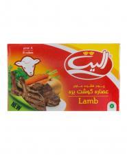 عصاره گوشت بره الیت 8 عددی 80 گرمی