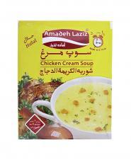 سوپ مرغ آماده لذیذ 61 گرمی