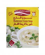 سوپ قارچ آماده لذیذ 61 گرمی