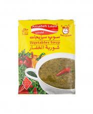 سوپ سبزیجات آماده لذیذ 65 گرمی