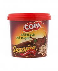کرم کاکائو بادام کنجدی کوپا 170 گرمی