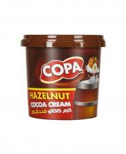 کرم کاکائو فندقي کوپا 170 گرمی