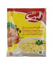 سوپ مرغ الیت 61 گرمی