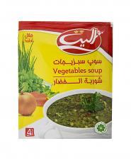سوپ سبزیجات الیت 61 گرمی