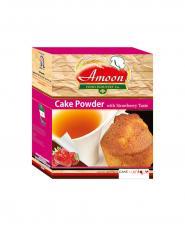 پودر کیک با طعم توت فرنگی آمون 500 گرمی