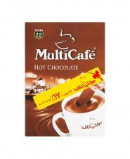 شکلات داغ مولتی کافه 12 عددی 300 گرمی