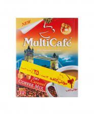 کافی میکس 3*1 مولتی کافه با طعم کارامل 216 گرمی