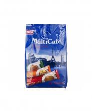 مخلوط کافی میکس،کاپوچینو و شکلات داغ پاکتی مولتی کافه 24 عددی