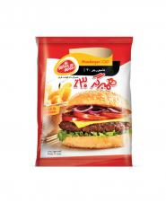همبرگر معمولی 30 درصد گوشت شام شام 5 عددی 500 گرمی