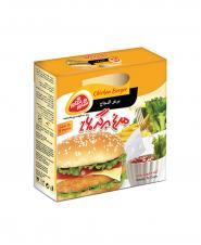 مرغ برگر 60 درصد گوشت شام شام 5 عددی 500 گرمی