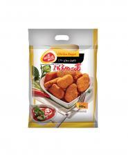 ناگت مرغ و پنیر 70 درصد شام شام 250 گرمی
