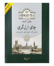چای تی بگ ارل گری احمد 100 عددی