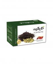 چای سیاه هل دار گل کوه 20 عددی