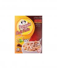 صبحانه میوسلی میوه ای پنگوئن 375 گرمی
