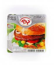 همبرگر 90 درصد گوشت ب.آ 400 گرمی