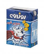 شیر غنی شده روزانه 200 میلی لیتری