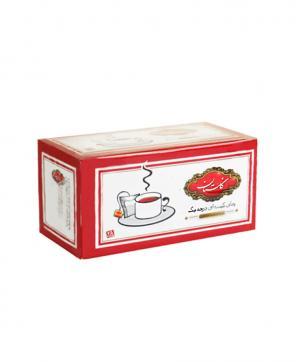 چای کیسه ای خارجه قرمز گلستان ۲۵ عددی