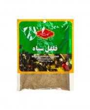 فلفل سیاه گلستان ۷۵ گرمی