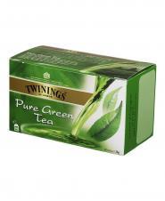 چای کیسه ای سبز توینینگز 20 عددی