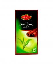 چای سبز و دارچين گلستان کیسه ای 25 عددی