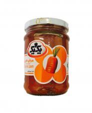 مربای هویج یک و یک ۳۵۰ گرمی