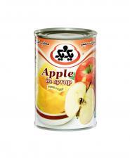 کمپوت سیب یک و یک ۳۸۵ گرمی
