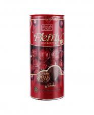 شکلات توپی شیری شیرین عسل 350 گرمی