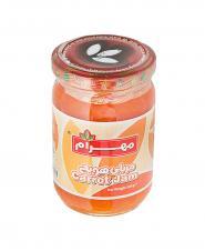 مربای هویج مهرام ۳۲۰ گرمی