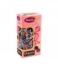 شکلات شونیز مغزدار فندقی یونیکا 1000گرم