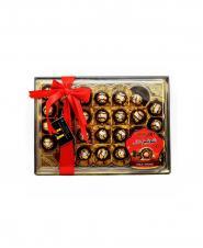 شکلات طلايي کريستال شونيز 325گرمی