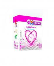 کاندوم لذت طولانی تاخيری و خاردار مدل Long Love ايکس دريم