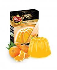 پودر ژله ماردين بدون شکربا طعم پرتقال 22 گرمي