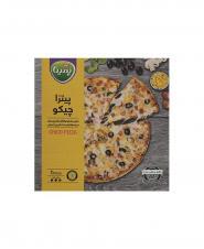 پيتزا چيکو پمينا کاله 440 گرمی