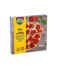 پيتزا پپرونی کاپو پمينا کاله 290 گرمی
