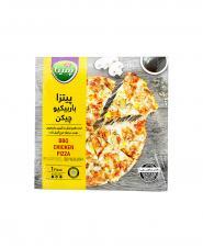 پيتزا باربيکيو چيکن پمينا کاله 380 گرمی