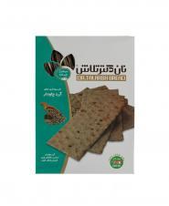 نان سوخاری آرد چاودار دکتر تلاش 400 گرمی