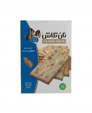 نان سوخاری سبوس دار تلاش 400 گرمی