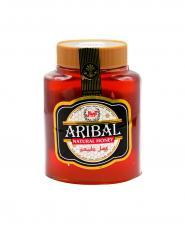 عسل بی موم شيشه ويژه آويشن آريبال 800 گرمی