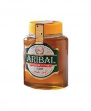 عسل بی موم شيشه مخصوص چهل گياه آريبال 800 گرمی