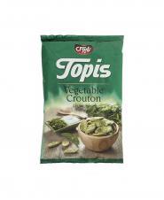 کروتون سبزيجات تاپيس ۷۵ گرمی